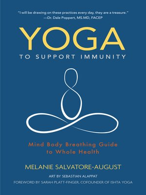 cover image of Yoga to Support Immunity