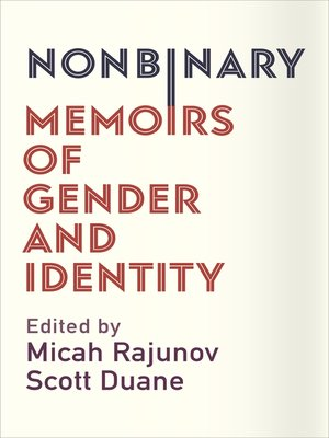 cover image of Nonbinary