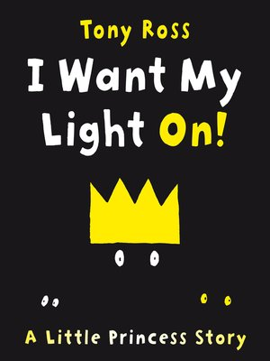 cover image of I Want My Light On!