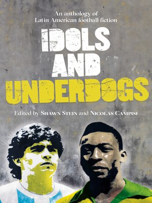 cover image of Idols and Underdogs