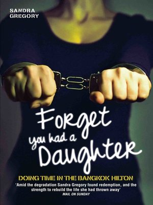 cover image of Forget You Had a Daughter--Doing Time in the Bangkok Hilton