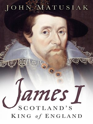cover image of James I