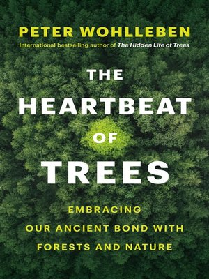 cover image of The Heartbeat of Trees