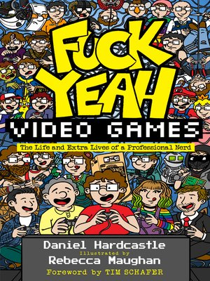 cover image of Fuck Yeah, Video Games