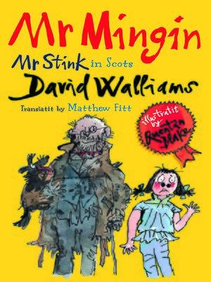 cover image of Mr Mingin