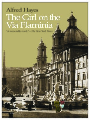 cover image of The Girl on the Via Flaminia