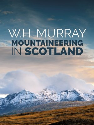 cover image of Mountaineering in Scotland