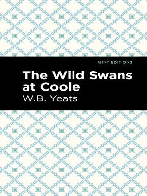 cover image of The Wild Swans at Coole (collection)