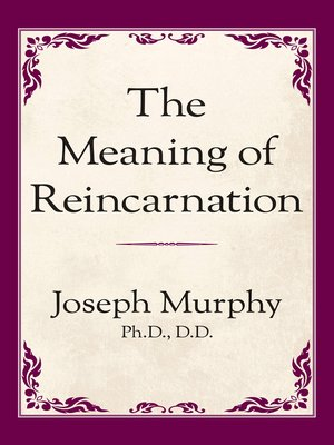 cover image of The Meaning of Reincarnation