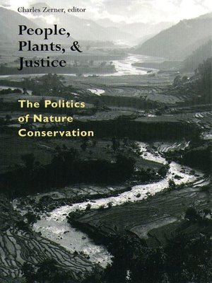 cover image of People, Plants, and Justice