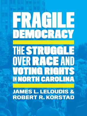 cover image of Fragile Democracy