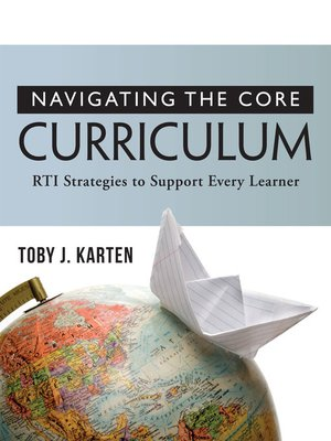 cover image of Navigating the Core Curriculum