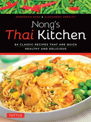 cover image of Nong's Thai Kitchen