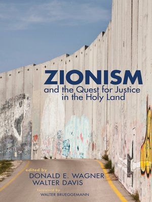 cover image of Zionism and the Quest for Justice in the Holy Land