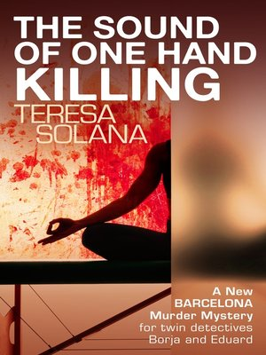 cover image of The Sound of One Hand Killing