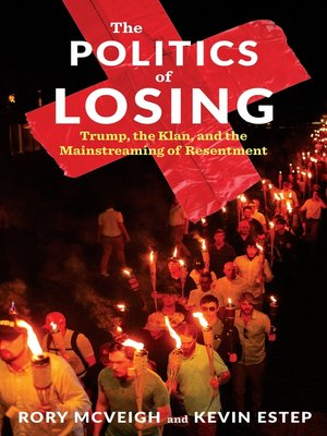 cover image of The Politics of Losing