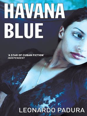 cover image of Havana Blue