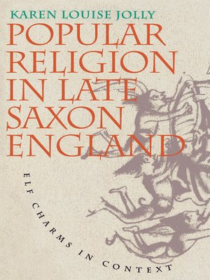 cover image of Popular Religion in Late Saxon England