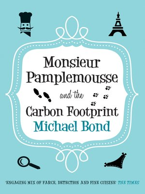 cover image of Monsieur Pamplemousse and the Carbon Footprint
