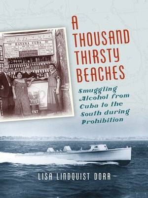 cover image of A Thousand Thirsty Beaches