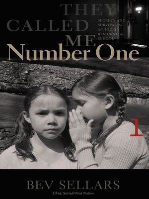 cover image of They Called Me Number One