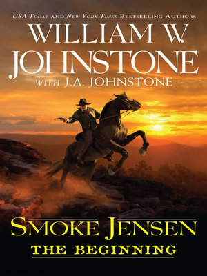 cover image of Smoke Jensen, the Beginning