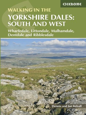 cover image of Walking in the Yorkshire Dales