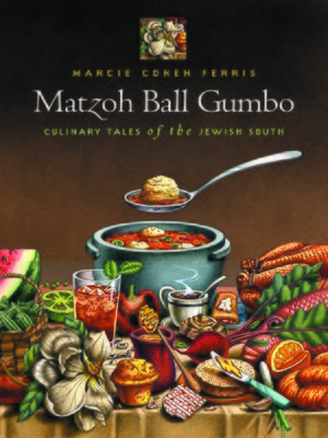 cover image of Matzoh Ball Gumbo
