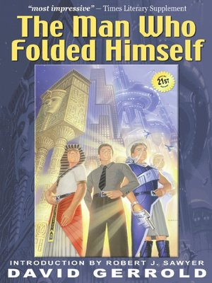 cover image of The Man Who Folded Himself