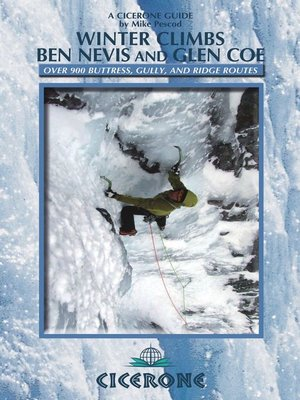 cover image of Winter Climbs Ben Nevis and Glen Coe