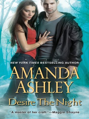 cover image of Desire the Night