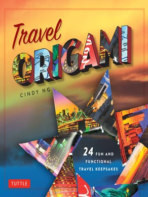 cover image of Travel Origami