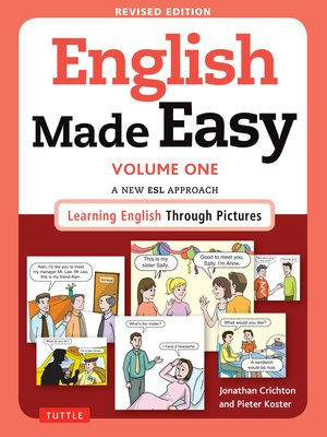 cover image of English Made Easy Volume One