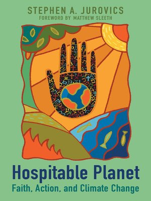 cover image of Hospitable Planet