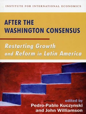 cover image of After the Washington Consensus