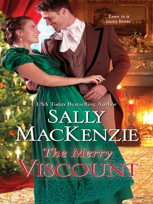 cover image of The Merry Viscount