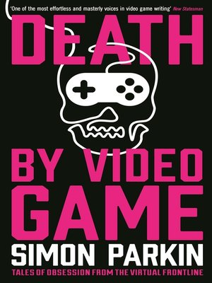 cover image of Death by Video Game