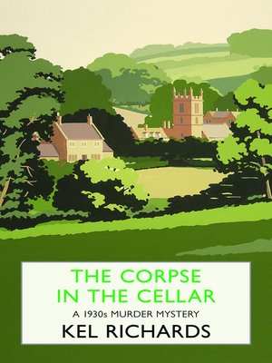cover image of The Corpse in the Cellar