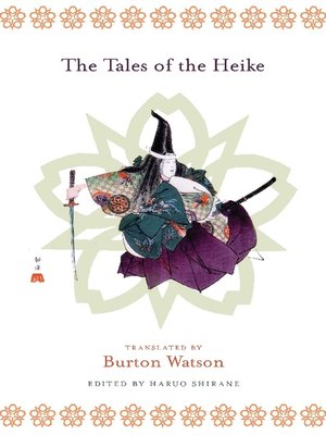 cover image of The Tales of the Heike