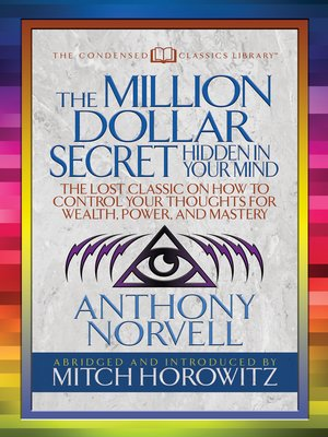 cover image of The Million Dollar Secret Hidden in Your Mind (Condensed Classics)