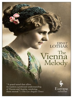 cover image of The Vienna Melody