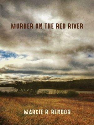 cover image of Murder on the Red River