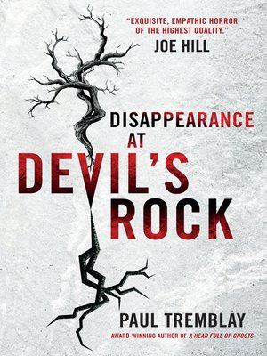 cover image of Disappearance at Devil's Rock