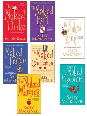 cover image of Sally MacKenzie Bundle