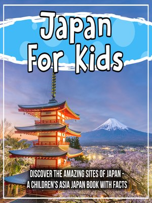 cover image of Japan For Kids