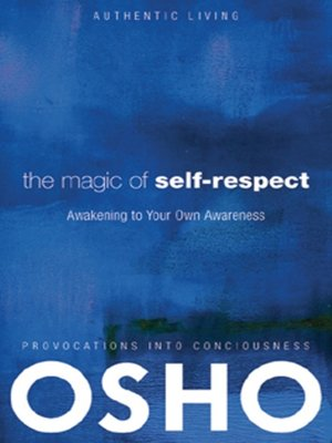 cover image of The Magic of Self-Respect