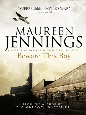 cover image of Beware This Boy