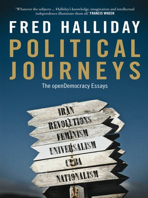 cover image of Political Journeys