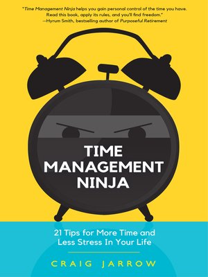 cover image of Time Management Ninja