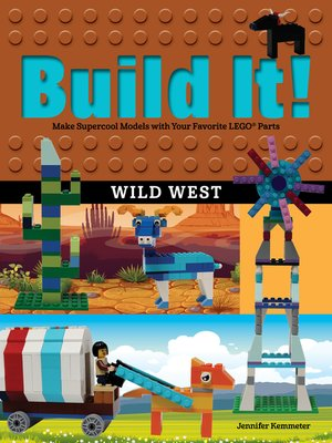 cover image of Build It! Wild West